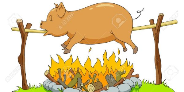 Réservez dés maintenant votre délicieuse assiette «cochon à la broche» lors des JFO des 23 et 24 juin prochain !